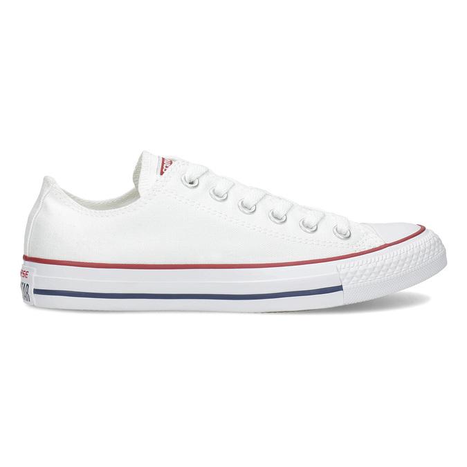Ladies' tennis shoes converse, white , 589-1279 - 19