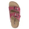 Children's pink slippers, pink , 373-5600 - 19