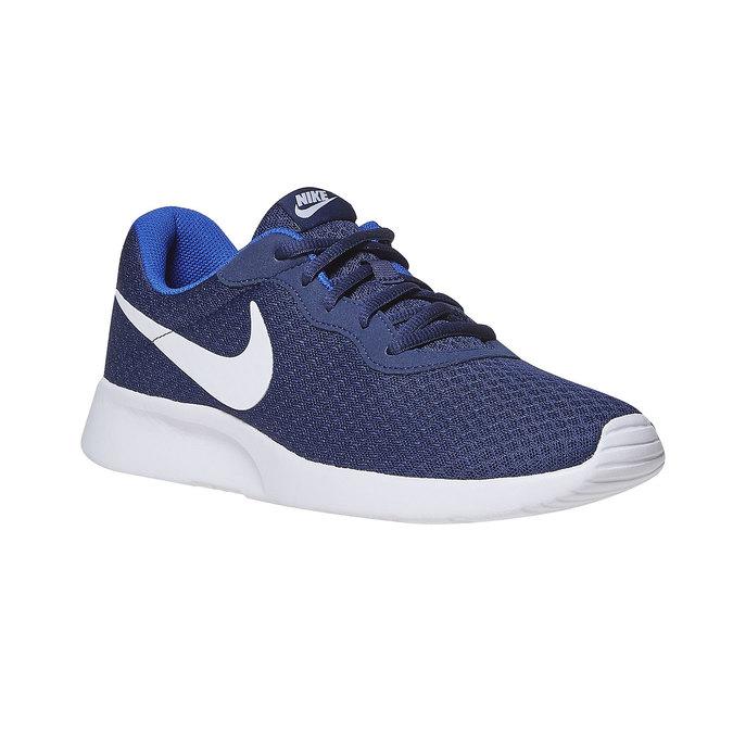 Men's sports sneakers nike, blue , 809-9557 - 13