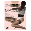 Ladies' thigh-high stockings omsa, beige , 919-8403 - 13