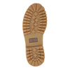 Ladies' leather  boots weinbrenner, brown , 596-8629 - 26
