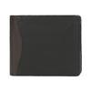 Stylish men's wallet bata, black , 944-6177 - 26