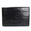 Leather document bag royal-republiq, black , 964-6009 - 19