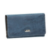 Ladies' blue purse bata, blue , 941-9153 - 13