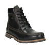 Men´s winter footwear bata, black , 896-6640 - 13