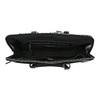 Elegant handbag for carrying in the hand bata, black , 961-6882 - 15