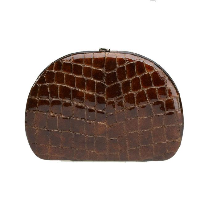 Manicure in a leather case bata, 944-0300 - 26