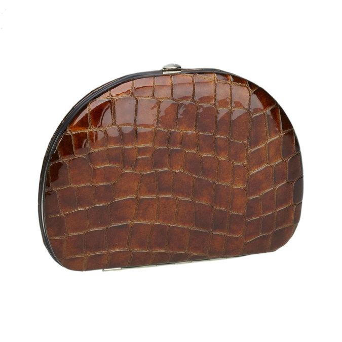 Manicure in a leather case bata, 944-0300 - 13