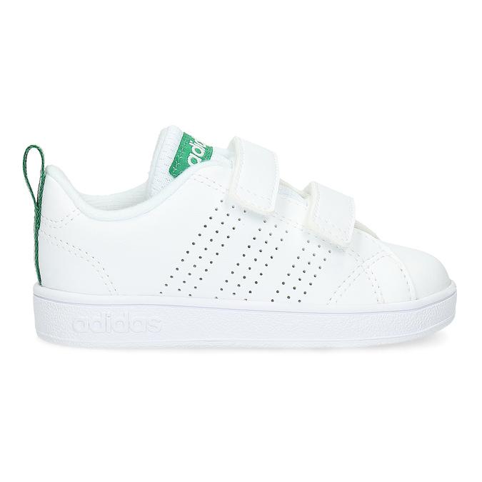 Children's Adidas sneakers adidas, white , 101-1233 - 19