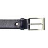 Men's belt, blue , 954-9819 - 26