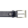 Men's belt bata, blue , 954-9819 - 26