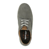 Casual leather shoes weinbrenner, gray , 846-2631 - 19