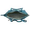 Blue Shopper handbag gabor-bags, turquoise, 961-9074 - 15