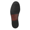 Men´s shoes with quilting bata, black , 824-6838 - 26