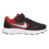 Children's sporty sneakers nike, black , 309-5149 - 15