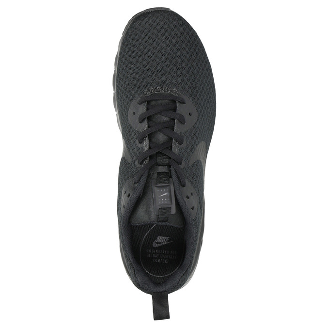 Men's sporty sneakers nike, black , 809-6157 - 19