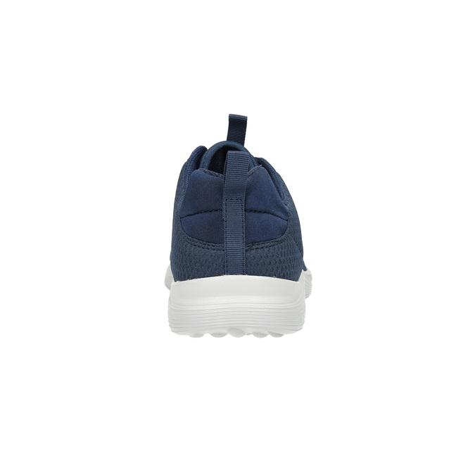 Men's blue sneakers power, blue , 809-9175 - 17