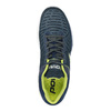 Sport sneakers with a pattern power, blue , 809-9155 - 19