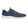 Men's blue sneakers power, blue , 809-9175 - 15
