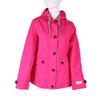 Ladies' pink hooded jacket joules, pink , 979-5010 - 13