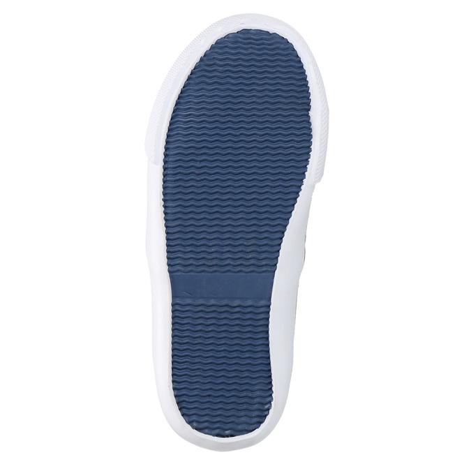 Children's slip-on shoes north-star, blue , 229-9193 - 26