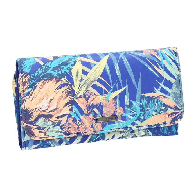 Ladies' coloured purse roxy, blue , 969-9055 - 13