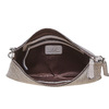 Leather crossbody handbag bata, gray , 963-2135 - 15