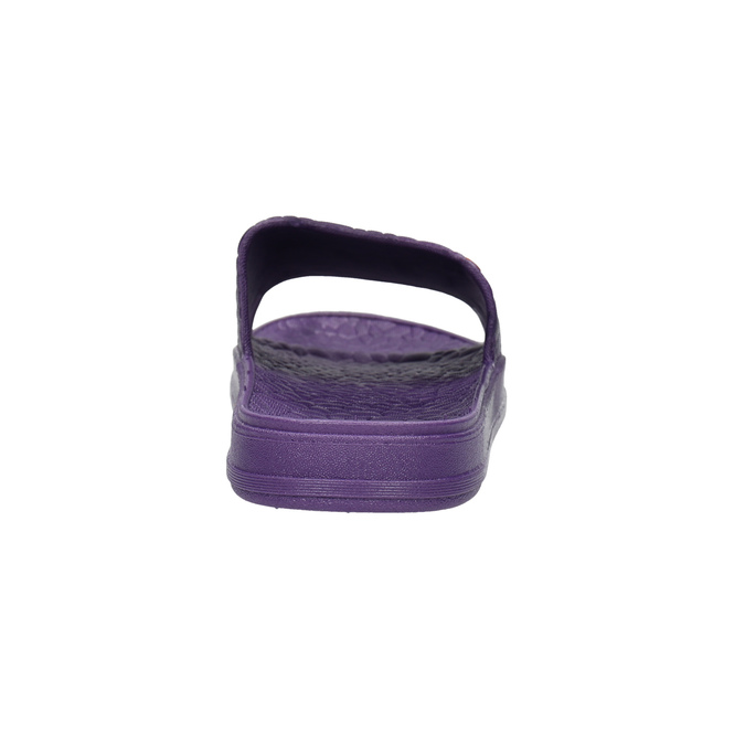 Ladies' purple slip-ons coqui, violet , 572-9609 - 17