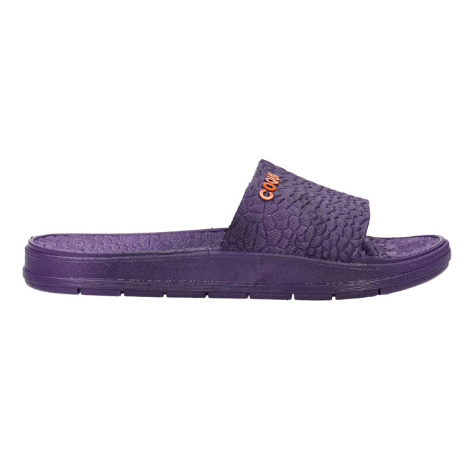 Ladies' purple slip-ons coqui, violet , 572-9609 - 15
