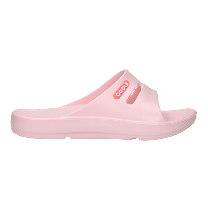 Ladies' pink slip-ons coqui, pink , 572-5607 - 15
