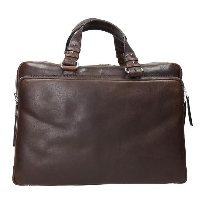 The Seymur Briefcase Bag bata, brown , 964-4106 - 17