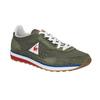 Men's khaki sneakers le-coq-sportif, green, 809-7272 - 13
