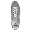 Men's grey sneakers with a distinctive sole le-coq-sportif, gray , 809-2272 - 19