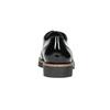 Ladies' patent oxford shoes bata, black , 521-6606 - 17