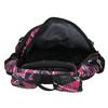 School backpack bagmaster, pink , 969-5650 - 15