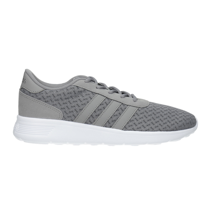 Ladies' grey sneakers adidas, gray , 509-2198 - 26