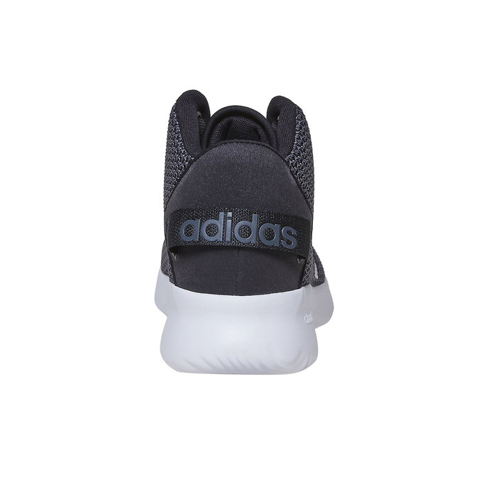 Men's high-top sneakers adidas, gray , 809-6216 - 17
