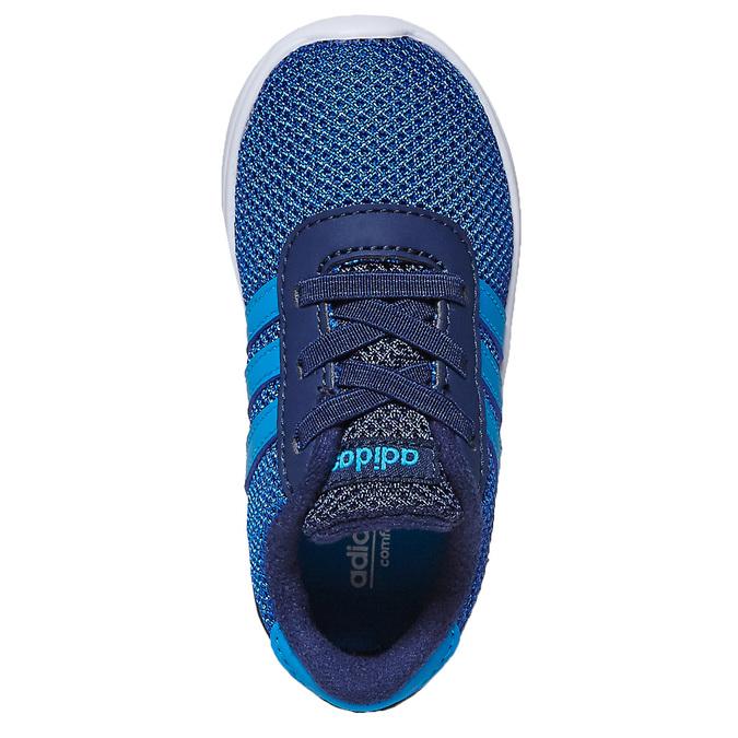 Boys' blue sneakers adidas, blue , 109-9288 - 19
