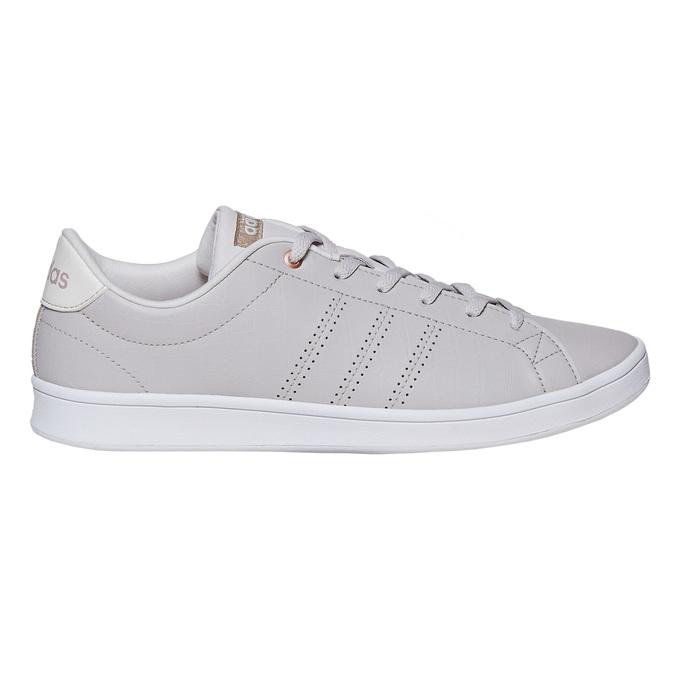Ladies' beige sneakers adidas, beige , 501-3106 - 15