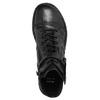 Ladies' ankle boots bata, black , 596-6656 - 26