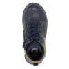 Boys' ankle boots bubblegummer, blue , 211-9623 - 26