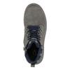 Children's winter ankle boots weinbrenner-junior, gray , 411-2607 - 26