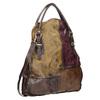 Ladies' Leather Handbag a-s-98, multicolor, 966-0061 - 13