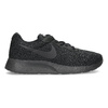 Ladies' black sneakers nike, black , 509-0157 - 19