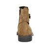 Ladies' leather high boots vagabond, brown , 523-4011 - 17