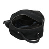 Ladies' Leather Backpack fredsbruder, black , 966-6054 - 15