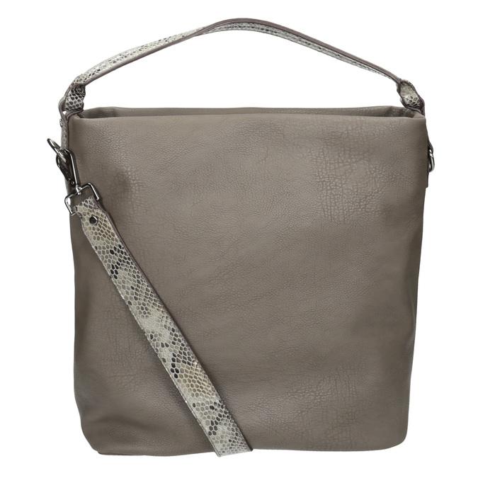 Ladies' Hobo Handbag with Strap gabor-bags, yellow , 961-8029 - 16