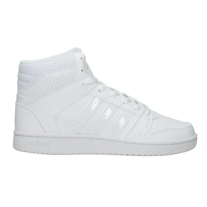 White High-Top Sneakers adidas, white , 501-1212 - 26