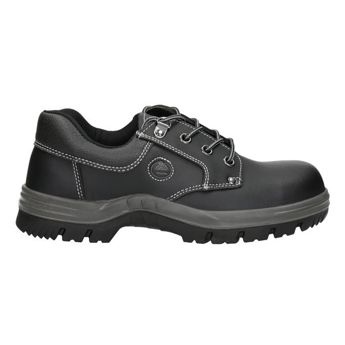 Men's Norfolk 2 S3 work shoes bata-industrials, black , 844-6646 - 26