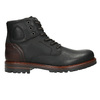 Men's Ankle Boots bata, black , 896-6665 - 15